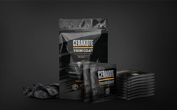 Cerakote Trim Coat - Keramisk plastbehandling