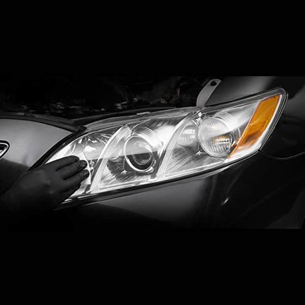 Applicera Cerakote Headlight restauration kit - steg 3